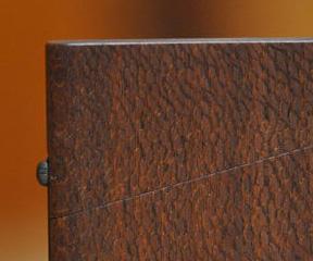 木の名刺入れ:ビーフウッドNo.1