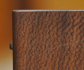 木の名刺入れ:ビーフウッドNo.2