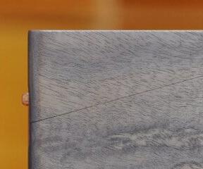木の名刺入れ:ブラックウォールナット(杢) 10,000円