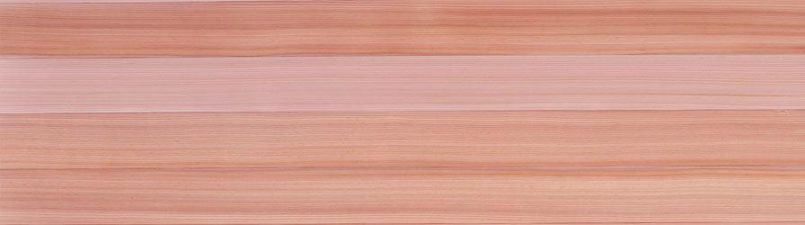 無垢フローリング 桧柾目(1枚物・柾目節無・蜜蝋WAX)拡大画像