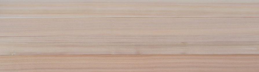 無垢フローリング 桧柾目(1枚物・赤柾節無・無塗装)
